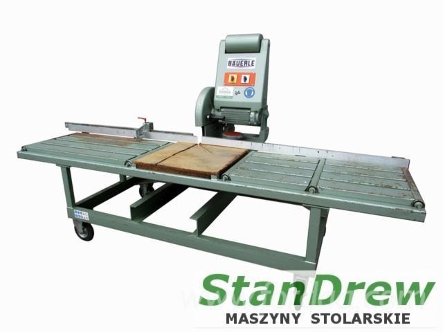 Selling-Used-Cross-cut-saw-Bauerle-PKS