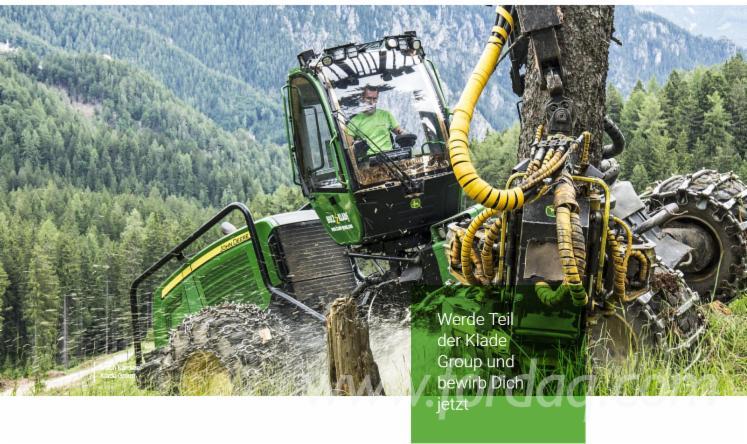 Forstarbeiter-Forsthilfsarbeiter