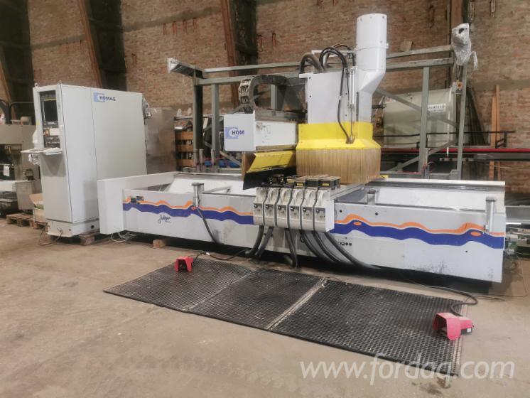 Venta-CNC-Centros-De-Mecanizado-Homag-BAZ41-Joker-Usada-2000