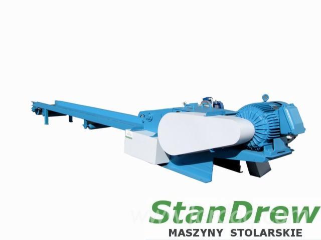 Vendo-Cippatrici-E-Impianti-Di-Cippatura-KLOCKNER-400-X-120-Usato