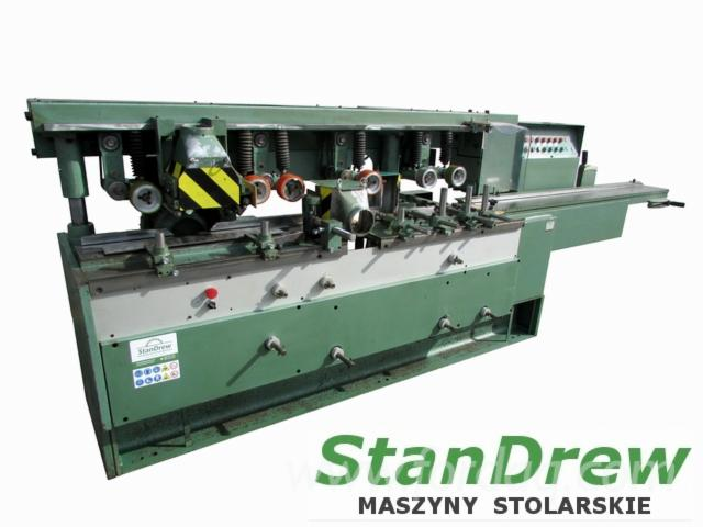 Moulding-Machines-For-Three--And-Four-side-Machining-Polovna
