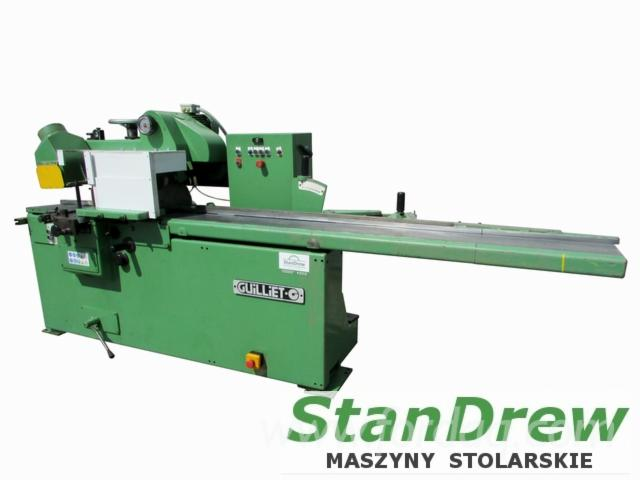 Used-Guilliet-KXU-Moulding-Machines-For-Three--And-Four-side