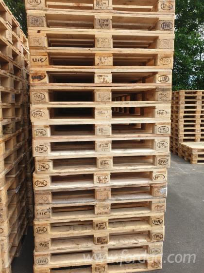 Pine-Euro-Epal-Pallets