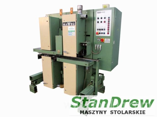 Gebraucht-MAWEG-SATURN-DUO-Schleifmaschinen-Mit-Schleifband-Zu-Verkaufen