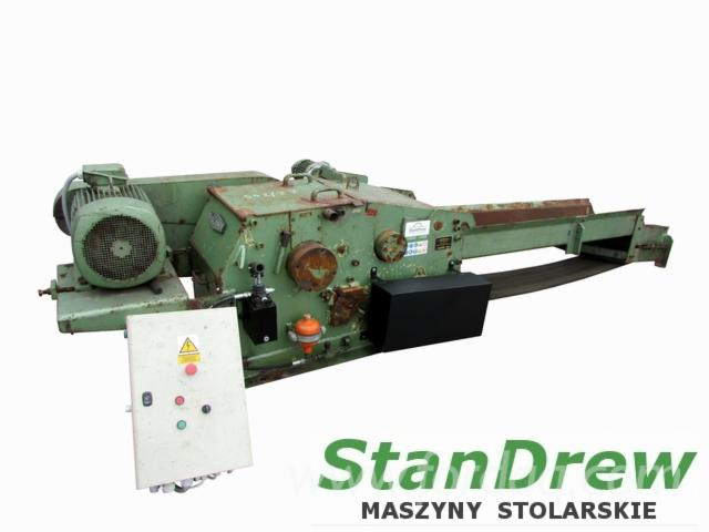 Vindem-Chippers-And-Chipping-Mills-Klockne-120x400-L-2WT-Second-Hand