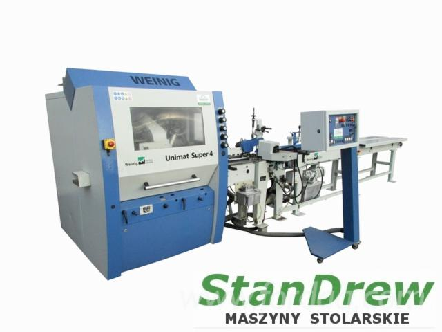 Moulding-Machines-For-Three--And-Four-side-Machining-Weinig-Unimat-Super-4-%D0%91---%D0%A3