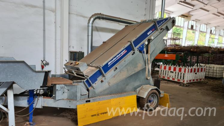 Used-Binderberger-MSA-PRO-2015--Firewood