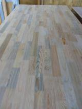 null - 1 Schicht Massivholzplatten, Teak