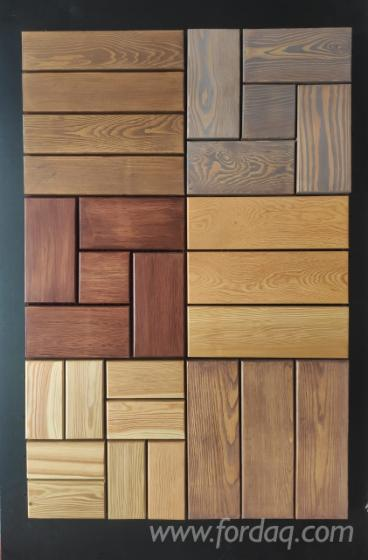 Garden-parquet-made-of-planed-larch-on-a-plastic
