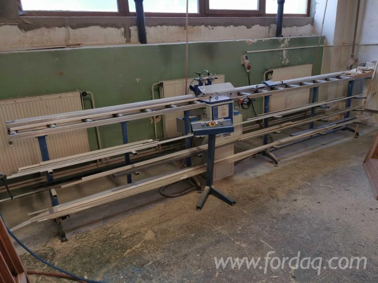 Crosscut-Saws-OMGA-TPG-308P-3000-2000-Polovna