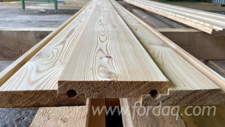 Siberian-Larch-Roof-Boards