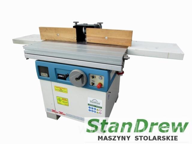 Vend-Machines-%C3%80-Fraiser-Sur-Trois-Ou-Quatre-Faces-%28mouluri%C3%A8re%29-SCM-Minimax-T-45W-Occasion