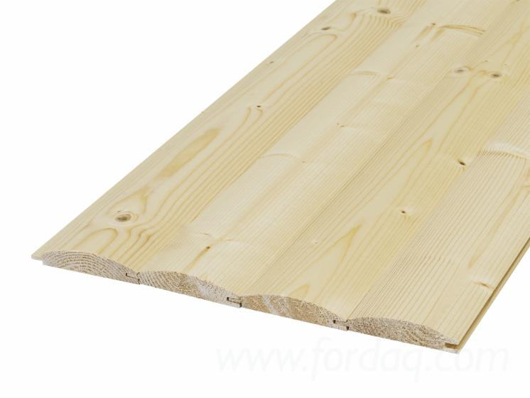 Spruce--Pine--Siberian-Larch-Interior-Wall-Panelling