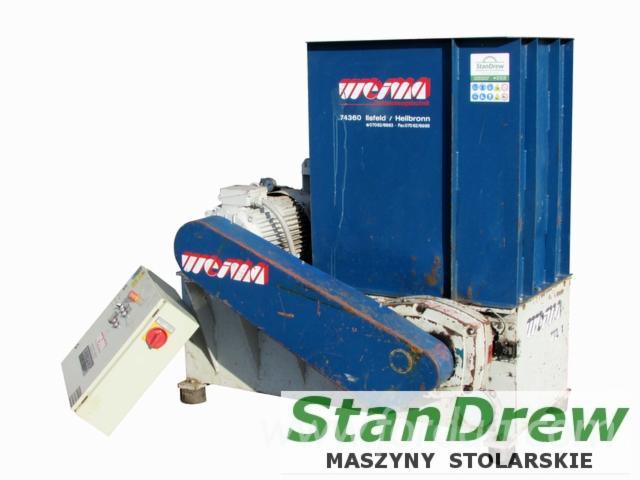 Used-WEIMA-WL-4-Wood-Chipper-