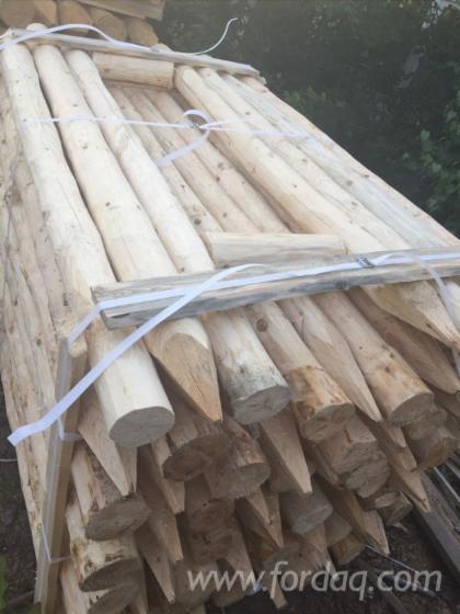 Vender-Madeira-Redonda-Aparada-De-Forma-Cil%C3%ADndrica-Abeto---Whitewood