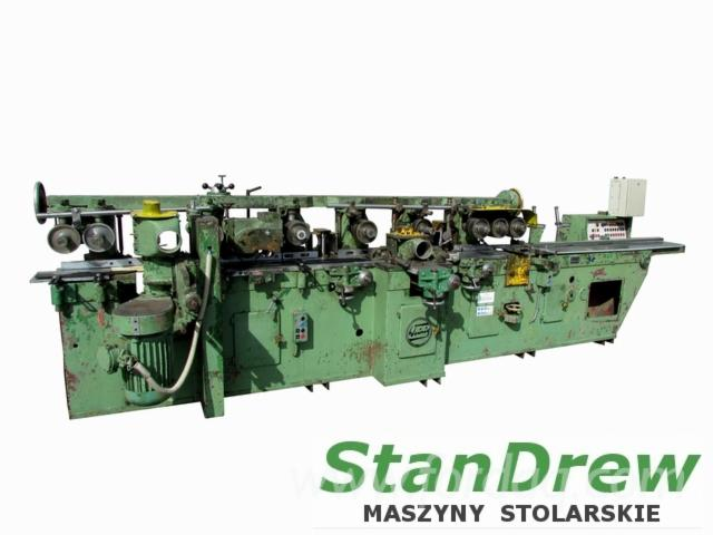 Moulding-Machines-For-Three--And-Four-side-Machining-WEINIG-PFA-17-%D0%91---%D0%A3