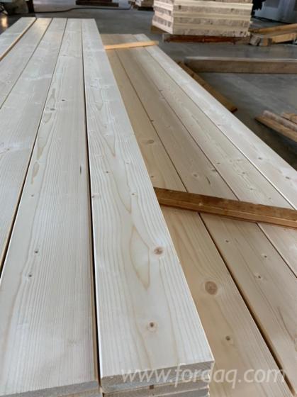 Pine--Spruce-Dry-Planed-Lumber