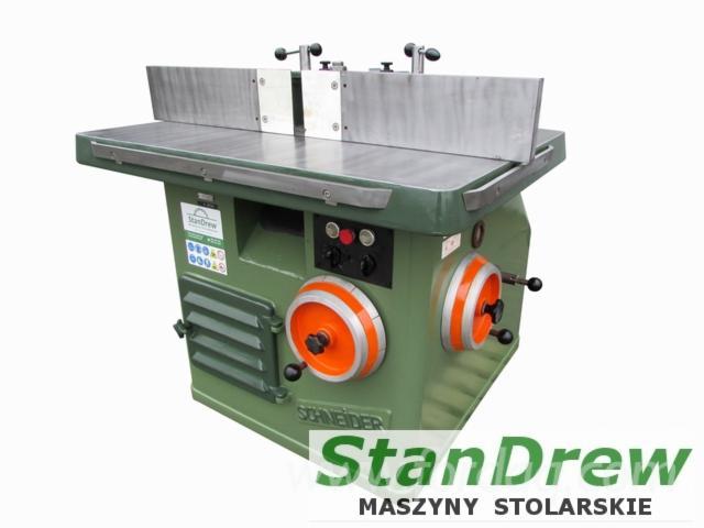 Vend-Machines-%C3%80-D%C3%A9gauchir-Et-%C3%80-Raboter---Autres-Schneider-Occasion