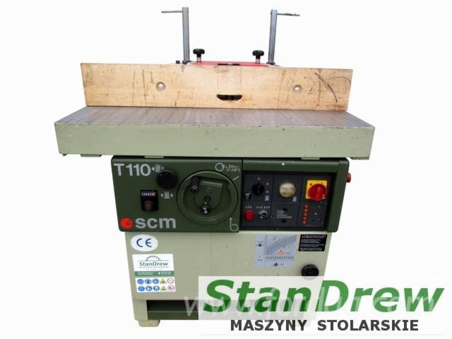 Venta-Moldureras-Y-Cepilladoras---Otros-SCM-T-110-Usada