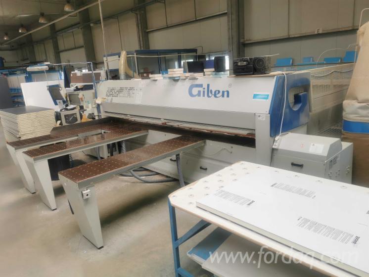 Panel-beam-saw-Giben-Smart-SP