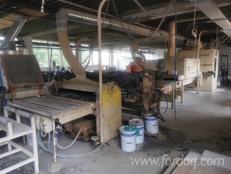 Lacquering-line-cleaning---roller-coating---sanding---UV-drying-Heesemann-Hymmen-Hackemack