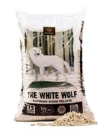 null - Holzpellets The white wolf ENplus A1