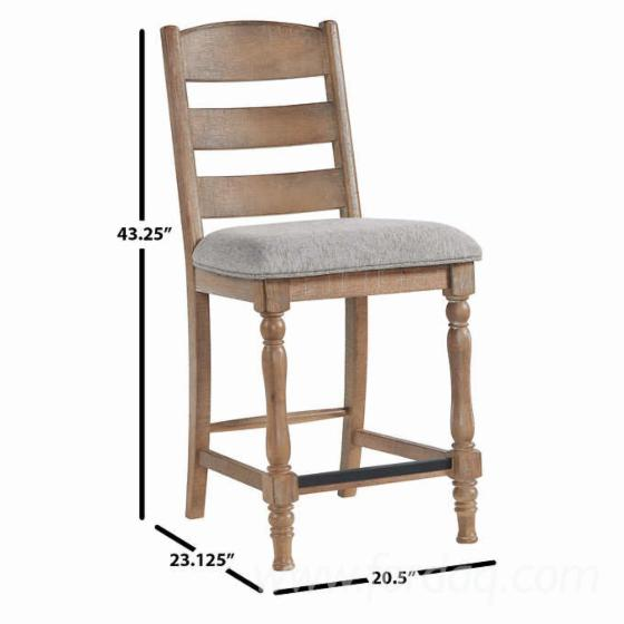 Dining--Slat-Back-Chair-with