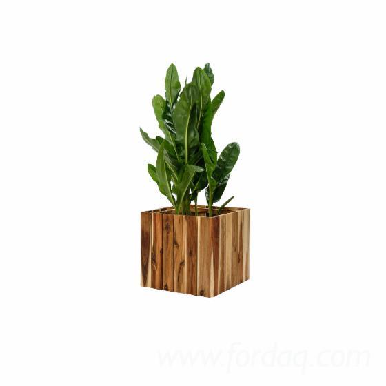 Wooden-Garden-Planter-Flower