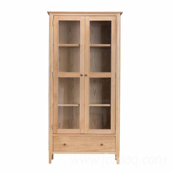 Wooden-Display-Storage-Cabinet-For