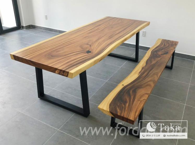 Vendo-Tavoli-Da-Giardino-Design-Legno-Tropicale-Latino-americano