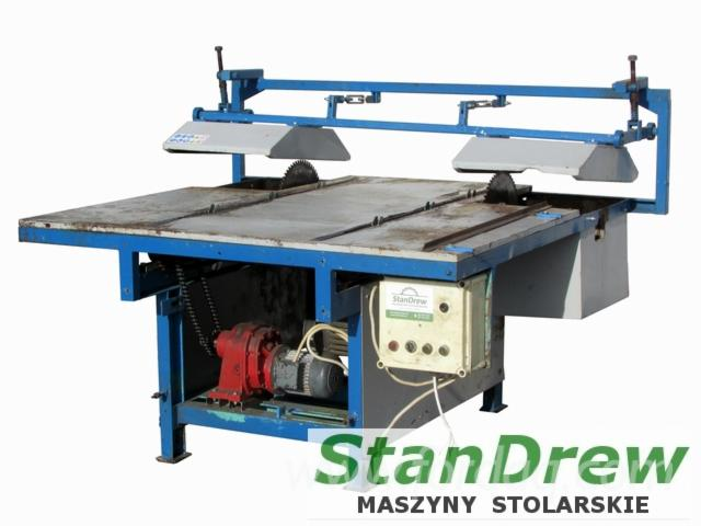 Selling-Used-Double-saw-WALTER-FD2--