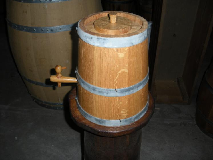 Wine barrels   Vats