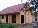 Maisons Bois France - Vend Fuste - Maisons En Rondins Empilés 125.0 m2 (sqm)