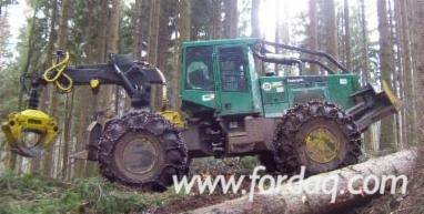 Skidding---Forwarding--Articulated-Skidder