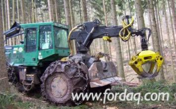 Vend Débusqueur Articulé Timberjack 360 C Occasion 2000 (2900h