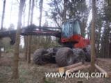 Forstmaschinen Harvester - Gebraucht Valmet 911.1 2001, 1200h Harvester Österreich