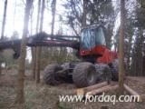 Austria Forest & Harvesting Equipment - Used Valmet 911.1 2001, 1200h Harvester Austria