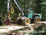 Forest & Harvesting Equipment Austria - Used 1995, 8700h, Waratah Aggregat neu Timberjack 870 Harvester in Austria