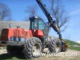 Austria Forest & Harvesting Equipment - Used Valmet 911 2001, 5500h Harvester Austria