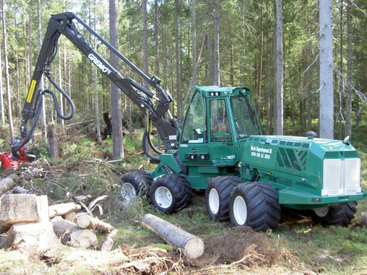 New-Gremo-1050H-Harvester