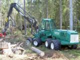 Forstmaschinen Harvester - Neu Gremo 1050H Harvester Schweden