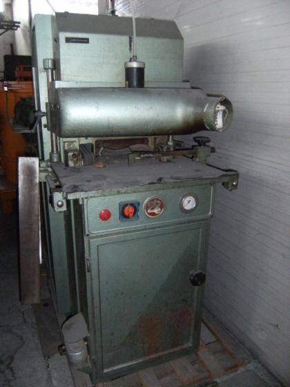 Planing    Profiling   Moulding, Moulder (Dovetailing machine)