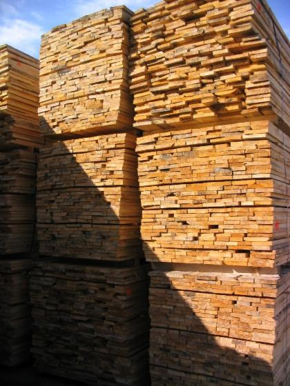 All-coniferous-Packaging-timber-from