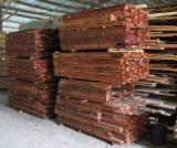 Hardwood  Sawn Timber - Lumber - Planed Timber - Merbau Select&better from Malaysia
