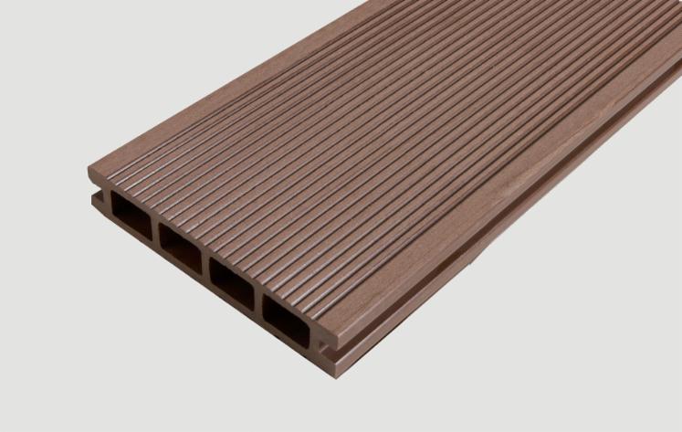 Système Clôture bois composite  aluminium ~ Composite Imitation Bois