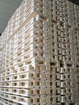 Sawn Timber ISPM 15 - ISPM 15 Spruce  - Whitewood Packaging timber from Belarus, Minsk