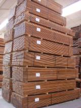 Tropical Wood  Sawn Timber - Lumber - Planed Timber Belgium - Bangkirai (Yellow Balau), Malaysia