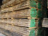 Sciages Et Bois Reconstitués France - Vend Plots Reconstitués Frêne Brun Franche Comté