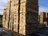 Unedged Hardwood Timber - PEFC/FFC, Beech (Europe), Loose, France, franche comté