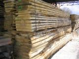 Schnittholz Und Leimholz Esche Weiß- - Blockware, Esche